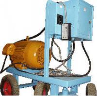 Пульт управления низковольтным электрооборудованием пассажирских вагонов ПУЭВ-54