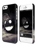 Чехол для iPhone 4/4s/5/5s/5с, Mickey Mouse, Микки Маус шерстяной, абстракция