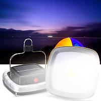 Портативный3W300LMCOBLEDСолнечная Фонарь USB аккумуляторная Кемпинг Тент свет чрезвычайной Лампа