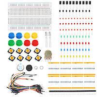 KS Starter Learning Set DIY Electronic Набор Для Arduino Резистор/LED/Конденсатор/Jumper