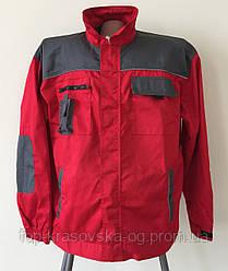 Куртка рабочая 2Strong красно-серая