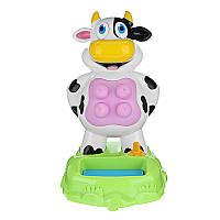 МолочныекоровыспрейВодныеигрысо звуком для детей Семьи Desktop Fun гаджеты Анти Стресс игрушки