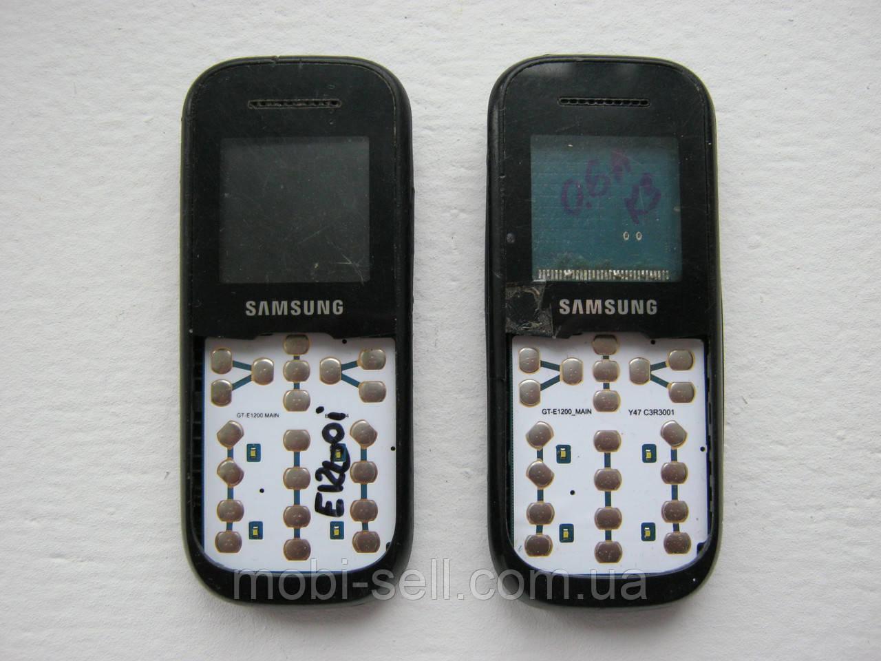 Samsung E1080i / E1081T на запчасти