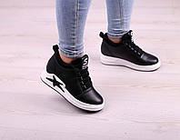 Женские ботинки на спортивной подошве, фото 1