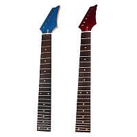 24 Fret Maple Wood Guitar Шея для замены электрогитары