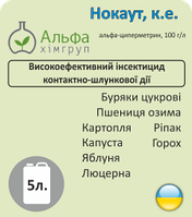Нокаут, к.е. тара - каністра - 5л (Фастак)