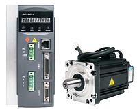 Комплектный сервопривод ADTECH 750 Вт 3000 об/мин 2,4 Нм с тормозом фланец 80 мм