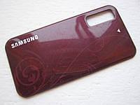 Задняя панель для Samsung S5230 La Fleur Б/У (крышка аккумулятора), фото 1