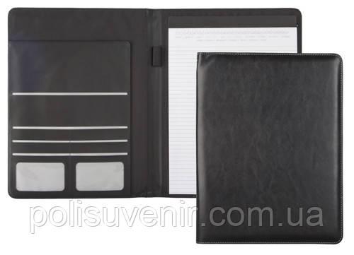 Папка А4 для документів з блокнотом