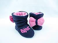 Тапочки Бантики Bratz / домашние тапочки детские