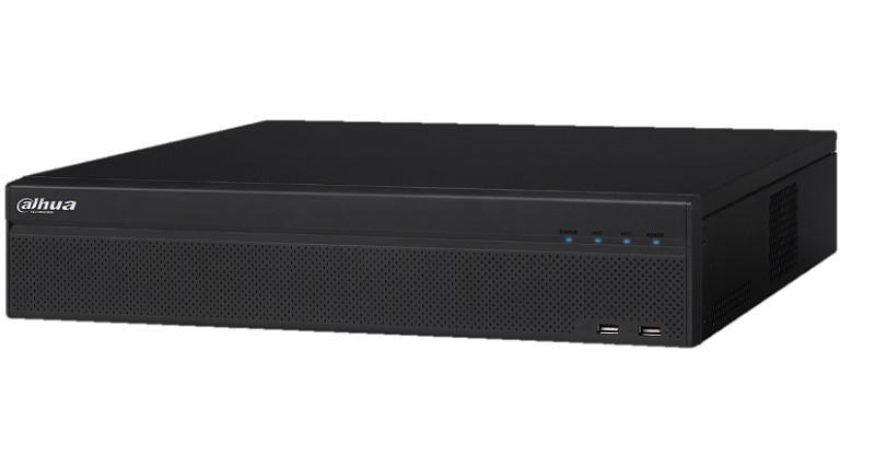 32-канальный PoE 2U 4K сетевой видеорегистратор DH-NVR4832-16P-4KS2