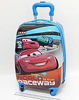 """Детский чемодан дорожный """"Josef Otten"""" Cars-4 на четырех колесах 520335"""