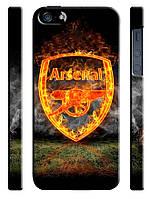 Чехол для iPhone 4/4s/5/5s/5с, Арсенал Лондон, Англия
