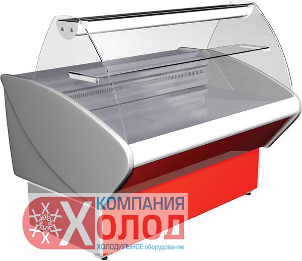 Холодильная витрина ВХСр-1,8 ПОЛЮС