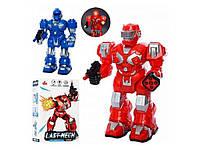 """312716. Робот 27163, 24см,ходить,звук,світло,2 види,на бат-ці,15,5-24-9см ТМ""""KinderToys"""""""