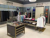 Оборудование магазинов одежды под ключ, фото 1