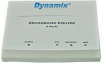 Dynamix Tiger 2 Plus (4 LAN)