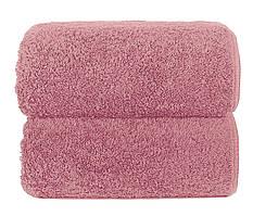 Махровое полотенце GRACCIOZA 50х100 см (розовое)