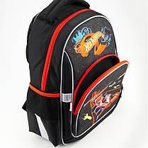 Рюкзак школьный Kite Hot Wheels HW18-513S, фото 3