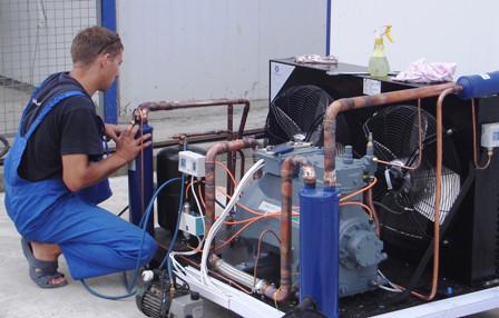 Ремонт холодильных (фреоновых) агрегатов