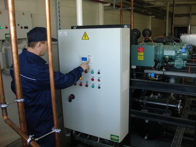 Диагностика холодильных (фреоновых) агрегатов