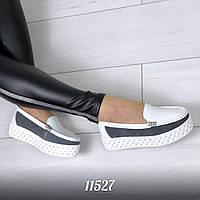 Туфли на платформе Ophelia (11527)