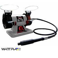 ⭐ Электроточило FORTE BGМ0725 (250Вт, 75мм) станок точильный (3 кг)