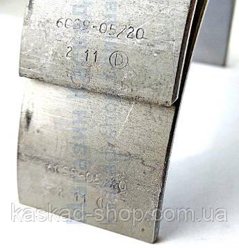 Шатунные вкладыши Татра-815 (6039-05/20 второго ремонта), фото 2