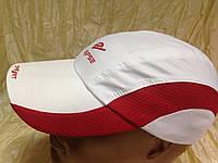 Бейсболка из плащёвки размер 55-57 цвет белый, фото 1