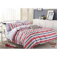 Семейный комплект постельного белья ТМ VILUTA твил-сатин 192