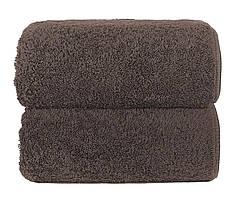 Махровое полотенце GRACCIOZA 50х100 см (коричневое)