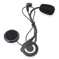 Микрофон Динамик Soft Аксессуары для кабельной гарнитуры для Freedconn мотоцикл Helmet