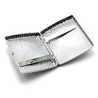 Портсигар металлический (9,5х8х2 см)