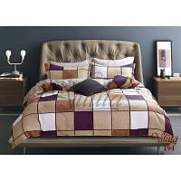 Семейный комплект постельного белья ТМ VILUTA твил-сатин 194