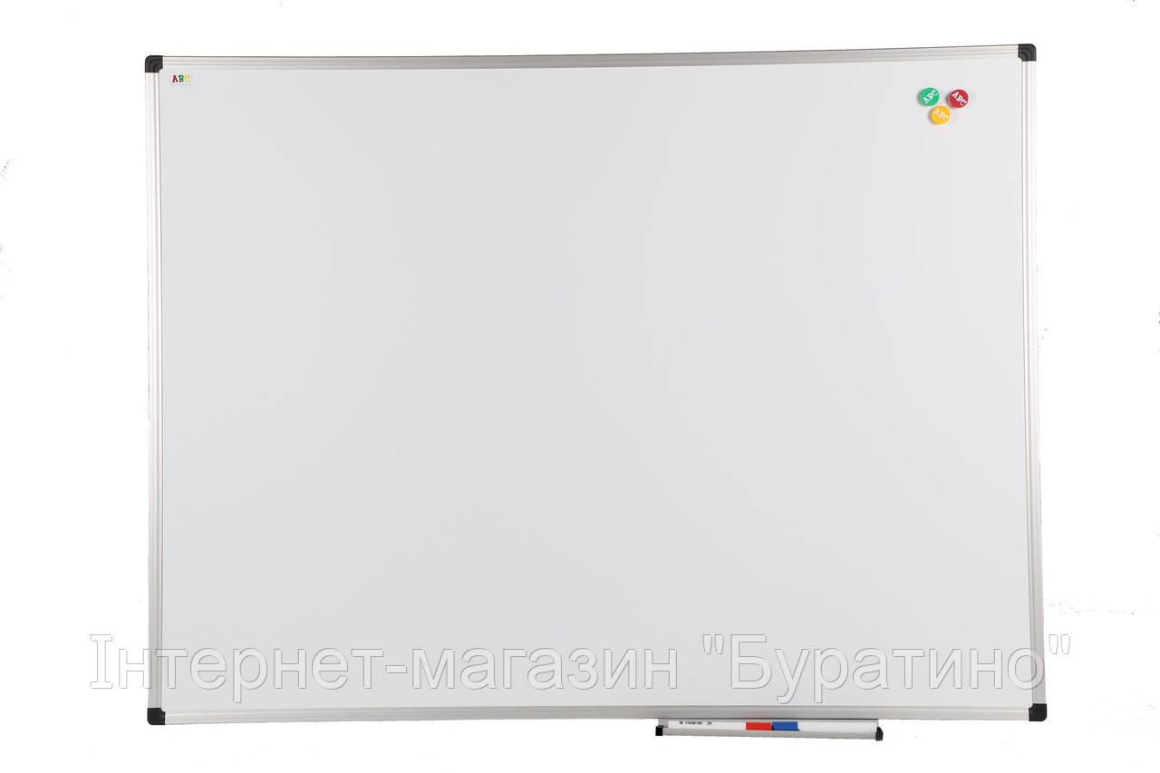 Доска маркерная 100х150 cм АBC (Чехия) в алюминиевой рамке, фото 1