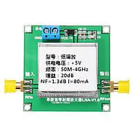 RF Low Noise Усилитель 1.3dB NF Ultra Low Noise Усилитель LNA1-4G-20DB