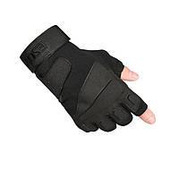 ESDY Мужчины с половиной палец армии Военный Тактический подъем Soft Перчатки На открытом воздухе Спорт Спортзал