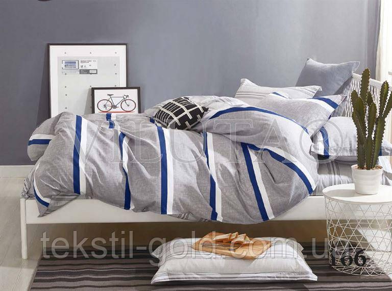 Полуторный комплект постельного белья ТМ VILUTA твил-сатин 166