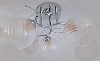 Люстра потолочная на 3 лампочки YR-3652/3-ch