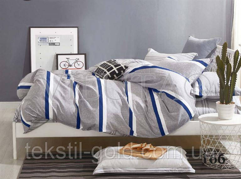 Семейный комплект постельного белья ТМ VILUTA твил-сатин 166