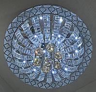 Люстра потолочная с LED подсветкой и автоматическим отключением YR-5371/480