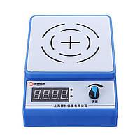 AC 110V-240V LCD Дисплей Hot Пластина Магнитная мешалка Цифровая термостатическая магнитная мешалка.