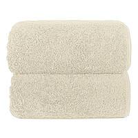 Махровое полотенце GRACCIOZA 50х100 см (кремовое), фото 1