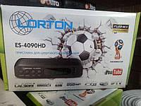 """250730. Т2 ресивер 4090HD be + IPTV  ТМ""""LORTON ES"""""""