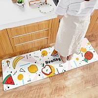 Honana MC-616 Мультяшный ковровый пол и Водонепроницаемы коврик для коврика для дома Спальня диван Kitcken
