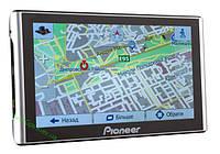 GPS навигатор Pioneer 7 дюймов Q8 с Картами 2019 года Автомобильный GPS навигатор