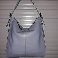 Классная кожаная сумка мешком на два отдела высокое качество низкая цена