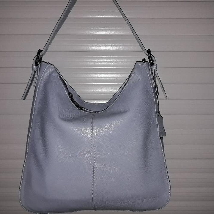 0764cfc703b2 Классная кожаная сумка на два отдела высокое качество низкая цена - Бабушкин  сундук babychkinsyndyk.prom
