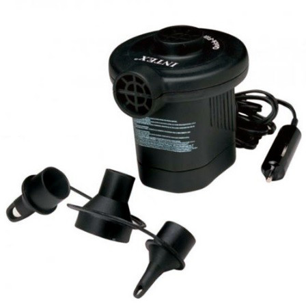Насос электрический Intex 66626. 12 V