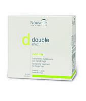 Оживляющее средство для волос в ампулах Nouvelle Double Effect Nutrimix, 10x10 ml